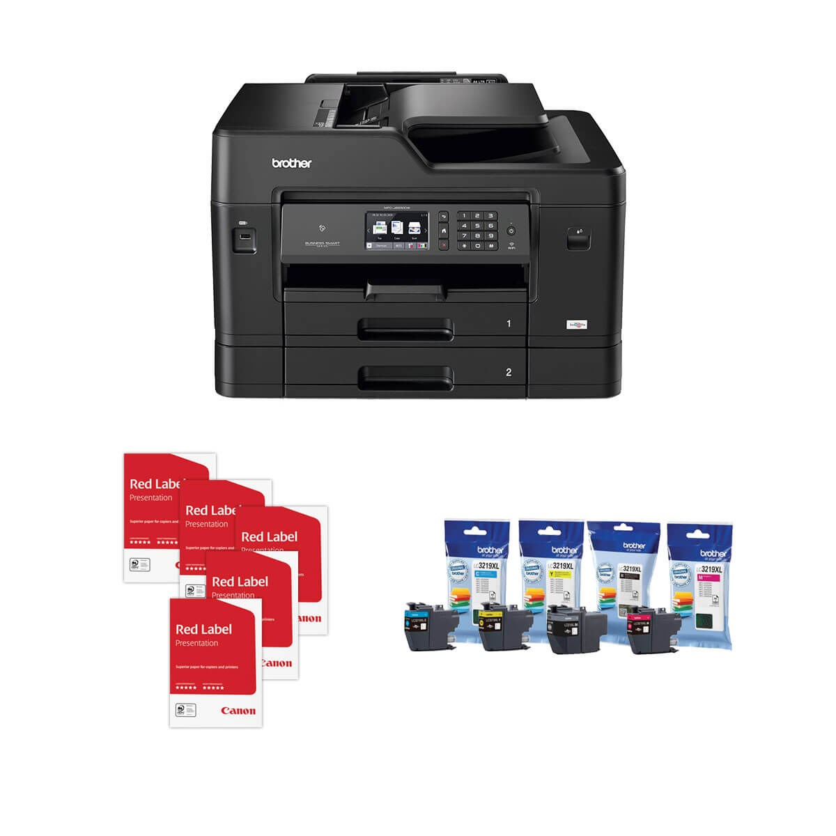 Buy any printer and get 10% off on all ink and paper