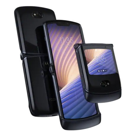 Learn how to get the new Motorola Razr for up to $700 off with trade-in