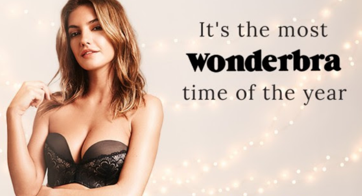 Get £10 Off Wonderbra - Ultimate Strapless and Ultimate Plunge
