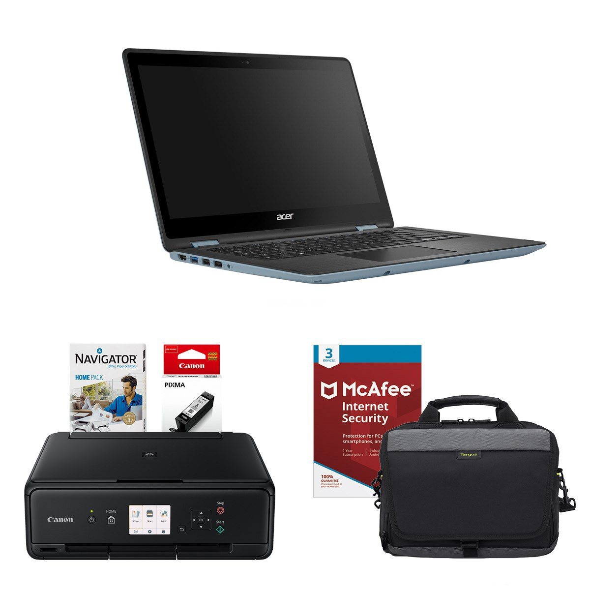 Get £5 off Accessories when you buy a laptop