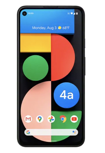 Learn how to get the <strong>Google Pixel 4a (5G) for $10/mo</strong>. No trade-in required.
