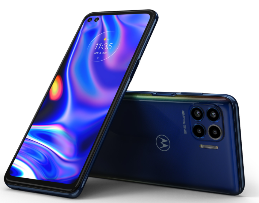 Learn how new and existing customers get the new motorola one 5G for $5/mo
